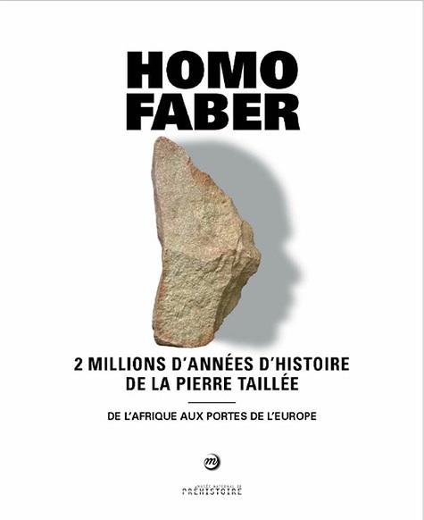 Couverture du catalogue Homo Faber